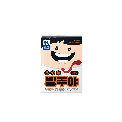 [BENGJOOYA] Korean Hangover cure Pill Type (3g* 5ea)