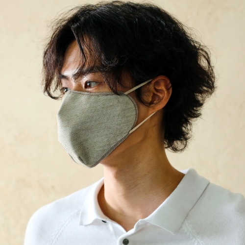 [Moveca Barrier] Wonder-C Reusable Copper Mask - Antimicrobial effects, Washable