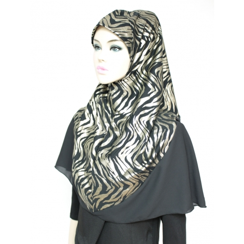 [The twelve] TH180 Stylishly Designed Hijab Scarf stretchable fabric*MADE IN KOREA*