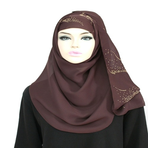 [The twelve] TH149 Stylishly Designed Hijab Scarves*MADE IN KOREA*
