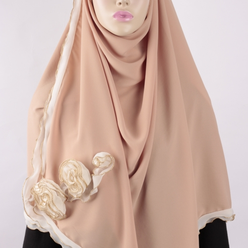 [The twelve] th132 Stylishly Designed Hijab Scarf*MADE IN KOREA*
