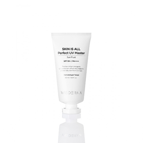 [WISDERMA] SKIN IS ALL Perfect UV Master SPF50+ PA++++ (50ml)