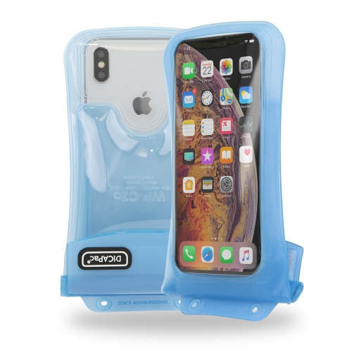 [DiCAPac] WP-C2 Series Waterproof Case for Smartphones (up to 5.7-Inches)