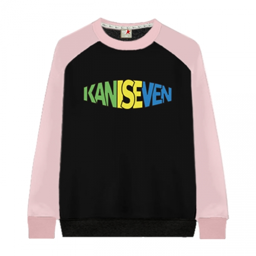 [KaniSeven Junior] cluny boys / Girls Winter Brushed man-to-man T-Shirts