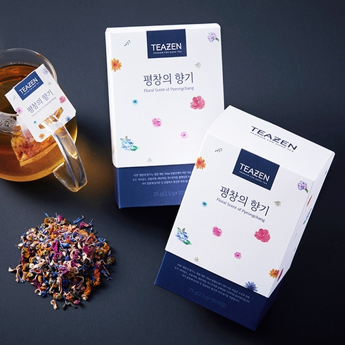 [Teazen] Floral Scent of Pyeongchang