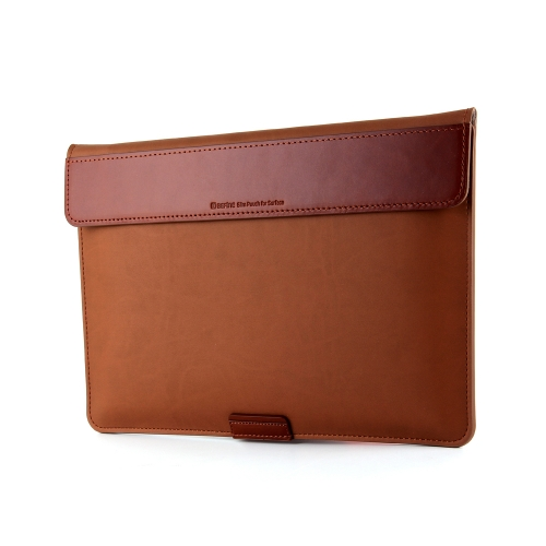 [BEFINE] slim pouch for Surface Pro/Surface Pro 4 (Dark Tan)