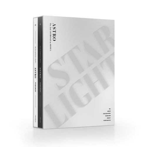 [ASTRO] - The 2nd ASTROAD to Seoul [STAR LIGHT] DVD