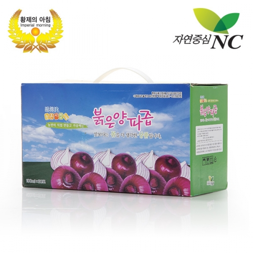 [Imperial Morning] Red onions juice 100ml 10pcs 1box