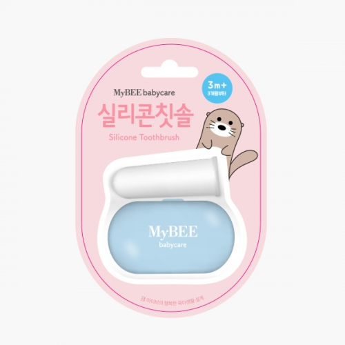 [Mybee] Silicone Tooth brush   (20g)