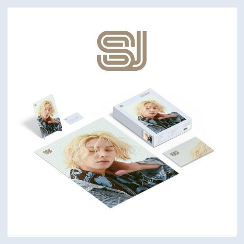 pre-order [Super Junior] - Puzzle Package Limited Edition (HeeChul Ver.)