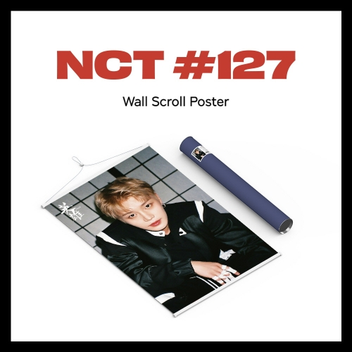 pre-order [NCT 127] - Wall Scroll Poster (Taeil ver)