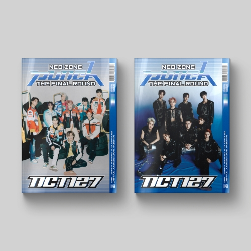 [NCT 127] - Repackage Album Vol.2 [NCT #127 Neo Zone: The Final Round]