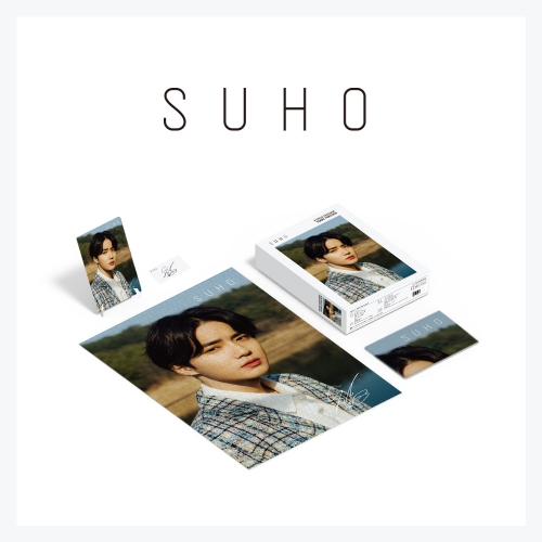 [SUHO] - Puzzle Package Limited Edition