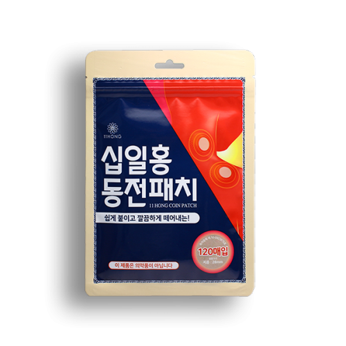 [11Hong] Coin Patch (120 coins x 5 packs)
