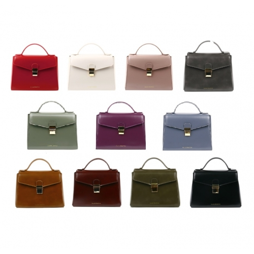 [ALICE MARTHA] Selly Women's Hand Bag (11 colors)