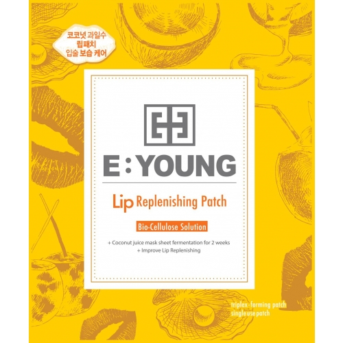[E:YOUNG] LIP REPLENISHING PATCH