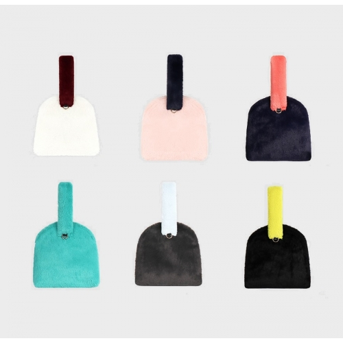 [ALICE MARTHA] Janet Women's Hand Bag (6 colors)