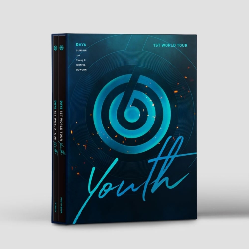 [DAY6] DAY6 1ST WORLD TOUR 'Youth' DVD