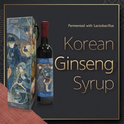 [NATIONAL GALLERY] GINSENG SYRUP(500g)
