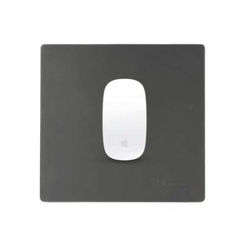 [BEFINE] Leather Mouse Pad 2 (Gray)