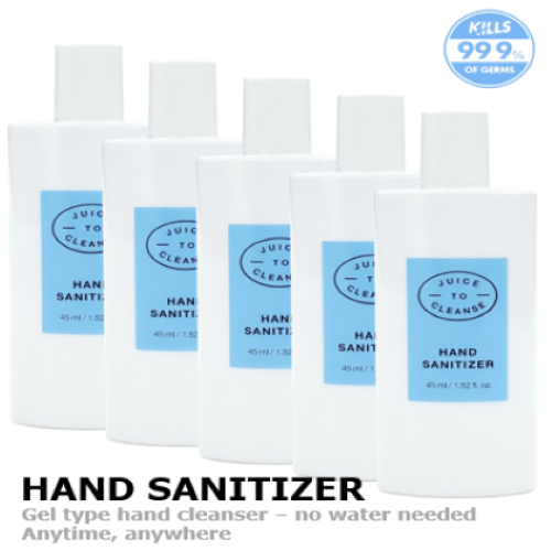 [Juice to Cleanse] Hand Sanitizer (45mlx5ea)