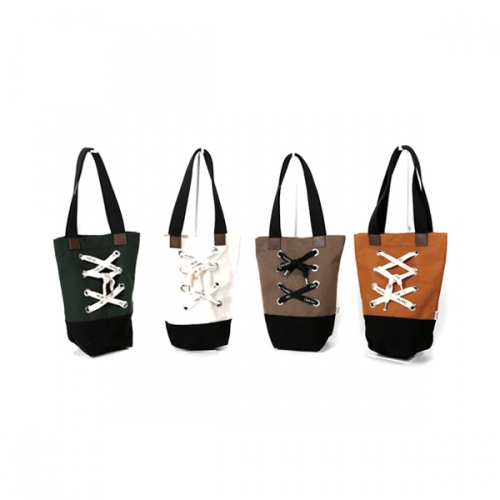 [YDDY] Canvas bag Series 'Canvashoes - Height Bag (4 colors)'