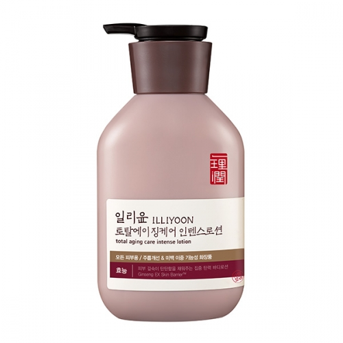 [ILLIYOON] Total Aging Care Intense Lotion (350ml)