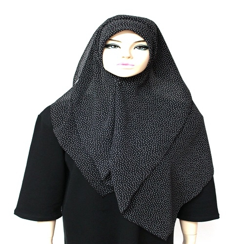 [The twelve] TH182 Stylishly Designed Hijab Scarves*MADE IN KOREA*