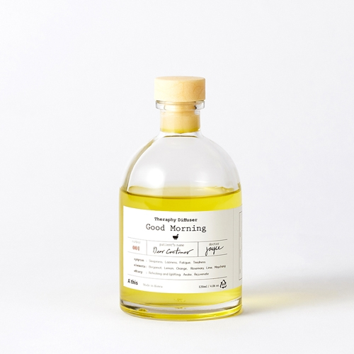 Athis Premium Therapy Reed Diffuser 120ml