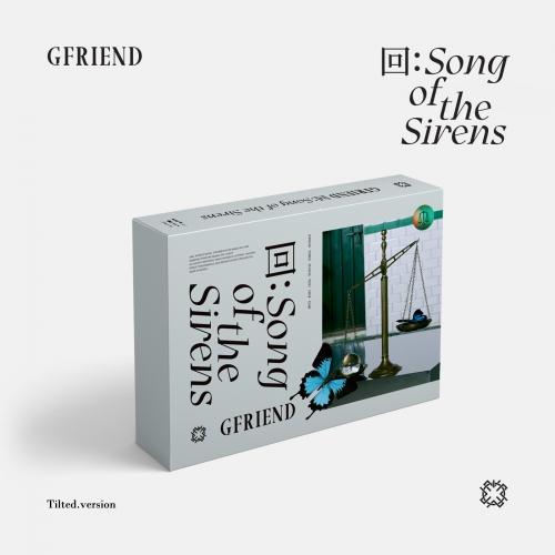 [GFRIEND] - Album [回:Song of the Sirens] (T ver.)