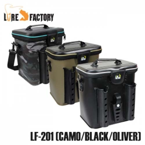 [Lure Factory] Multi Bag case, Rod hold 2ball,  LF-201