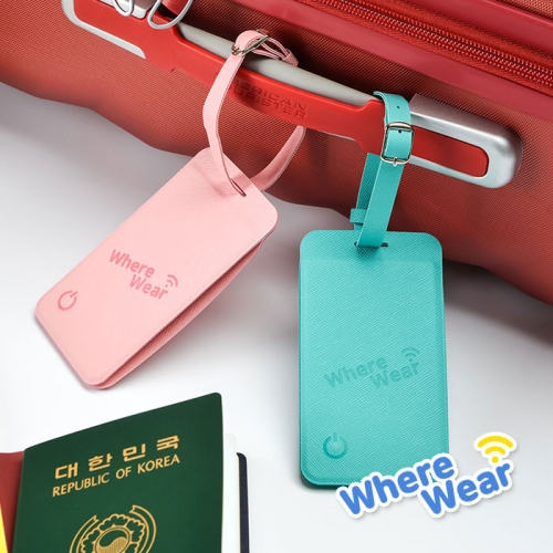 [Where Wear] Smart Luggage Tag
