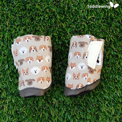 [Toddlewing] Dog shoes_My Friend (Light and soft doggy boots)