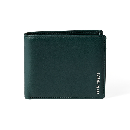 [CO_N_CREAT] Signature Storage Mens Wallet Forest