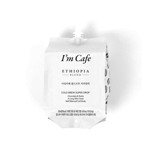 [Cafe Dexter] Cold brew pouch (500ml)