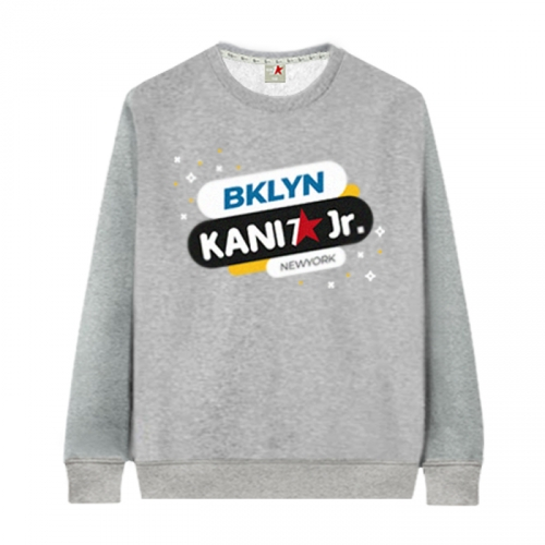 [KaniSeven Junior] ranksue boys / Girls Winter Brushed man-to-man T-Shirts