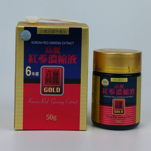 [TOWN OF GINSENG] 6years Korean Red Panax Ginseng  extract 100%  50g