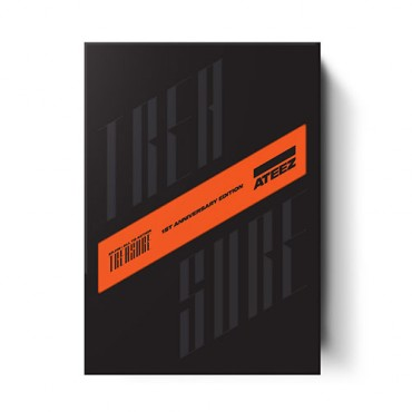 [ATEEZ] TREASURE EP.FIN : All To Action - 1st Anniversary Edition ver. (Special Limited Edition)