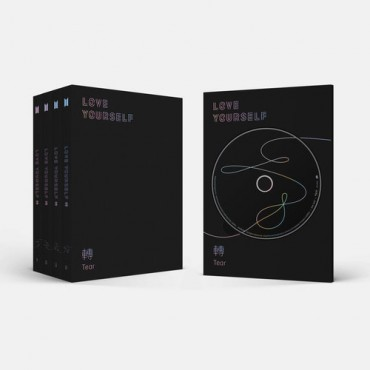 (RANDOM Ver.) [BTS] Album Vol.3 LOVE YOURSELF 轉 'Tear'