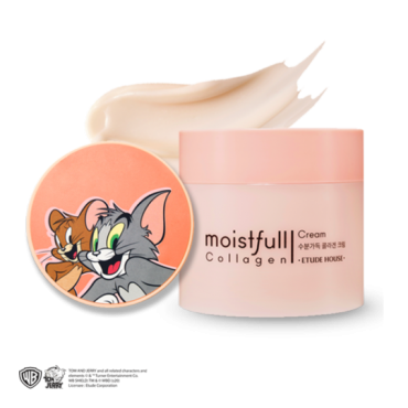 (Limited quantity)[ETUDE HOUSE] Lucky Together Moistfull Coillagen Cream (130ml)