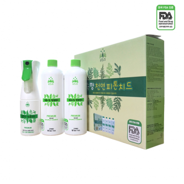 [treeoil]phytoncide spray natural deodrant(2ea 500ml refill)