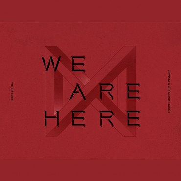 (Clearance) [MONSTA X] 2nd Album - TAKE.2 WE ARE HERE (Random Ver.)
