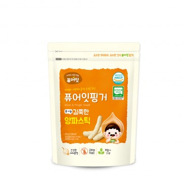 (6P) [NAEBRO] PURE-EAT Finger Organic Onion Stick (30g*6)
