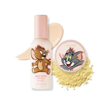 (Limited quantity)[ETUDE HOUSE] Lucky Together Face Blur Special Set (blur 35g + powder 3.5g)