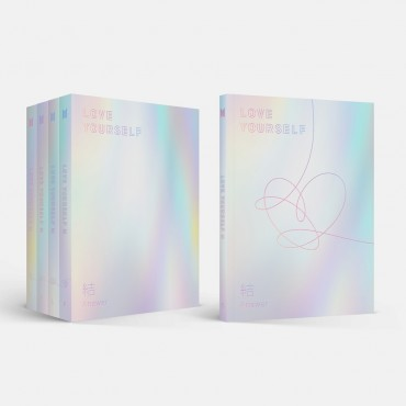 (Random ver) [BTS] LOVE YOURSELF 結 'Answer' Repackage Album (without Poster)