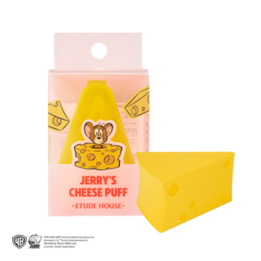 (Limited quantity)[ETUDE HOUSE] Lucky Together Jerry Cheese Puff