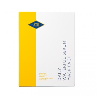 [AZH] DAILY WATERFUL SERUM MASK PACK 5sheets in 1pack (38g*5ea)
