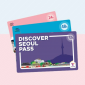 [Seoul Pass] Discover Seoul PASS Card (72hr)